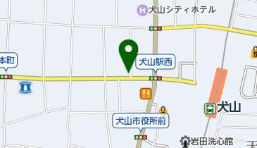 タイムズ犬山駅前の地図画像