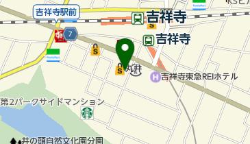 タイムズ丸井吉祥寺店の地図画像