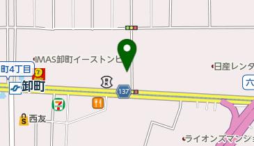 タイムズ仙台卸町の地図画像