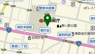 長島地下駐車場の地図画像