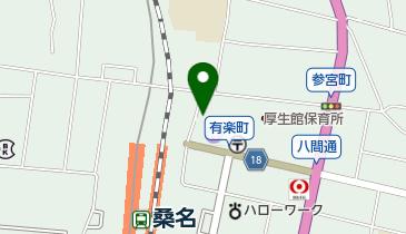 タイムズ桑名駅前第4の地図画像