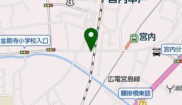 タイムズ宮内串戸駅前第2の地図画像