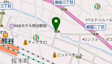 タイムズ熊谷銀座第6の地図画像