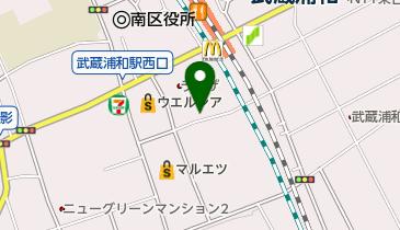 タイムズラムザタワーの地図画像