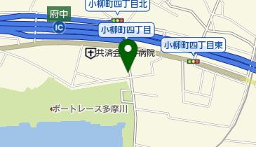タイムズ多摩川競艇場前の地図画像