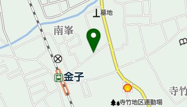 タイムズ金子駅前の地図画像