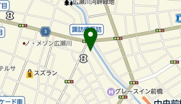タイムズ前橋千代田町第2の地図画像