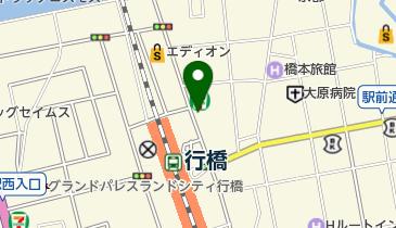 タイムズJA福岡京築行橋駅前の地図画像