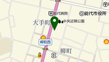 タイムズ秋田銀行能代支店の地図画像
