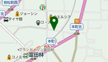 タイムズ富田林駅前第2の地図画像