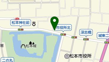 タイムズ松本丸の内の地図画像