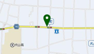 タイムズ犬山参道の地図画像