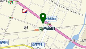 タイムズ明石西新町第2の地図画像