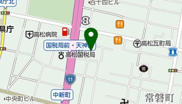 ナイスパーキング亀井町65の地図画像