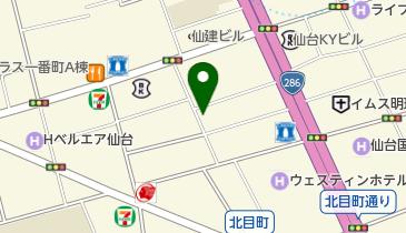 山口パーキングの地図画像