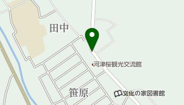 河津桜まつり 駐車場の地図画像