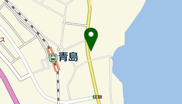 青島参道南広場駐車場の地図画像