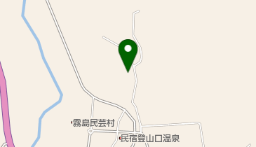 霧島神宮第一駐車場の地図画像