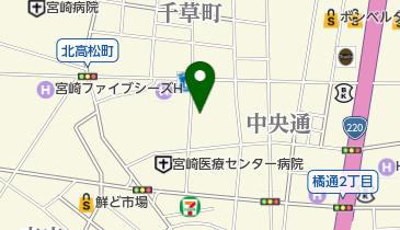 トラストパーク高松町の地図画像