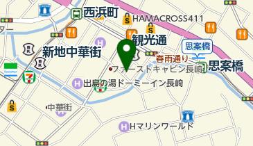 トラストパーク銅座コインの地図画像
