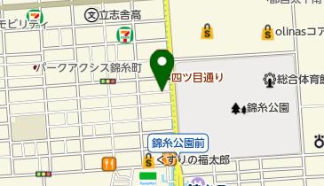 リパークワイド錦糸町駅前の地図画像