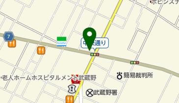 リパーク西久保2丁目の地図画像
