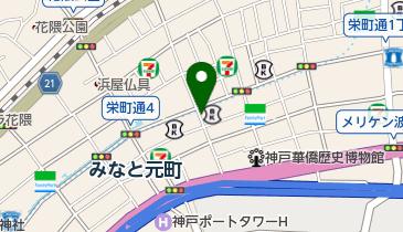 リパーク栄町通の地図画像