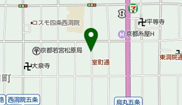 リパーク元両替町の地図画像