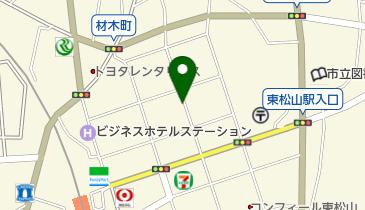 リパーク東松山の地図画像