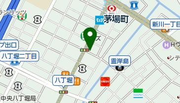 リパークワイド茅場町2丁目第2の地図画像