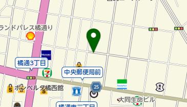リパーク宮崎高千穂通第4の地図画像