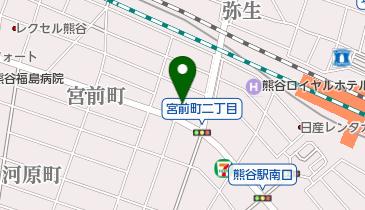 リパーク熊谷宮前町の地図画像