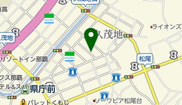 リパーク那覇市久茂地3丁目第5の地図画像