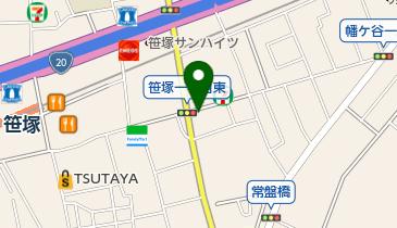 リパーク笹塚1丁目の地図画像