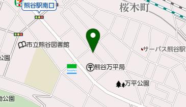 リパークワイド熊谷万平町の地図画像