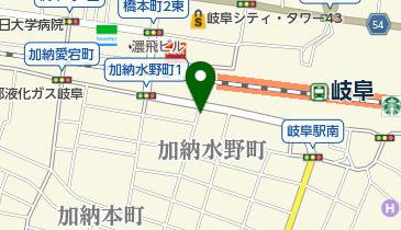 リパークJR岐阜駅前の地図画像