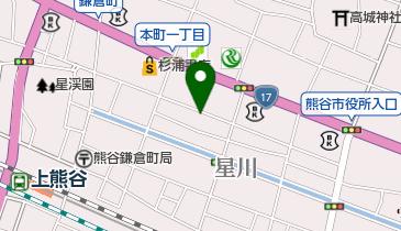 リパーク熊谷本町の地図画像