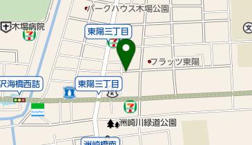 リパーク江東東陽3丁目第2の地図画像