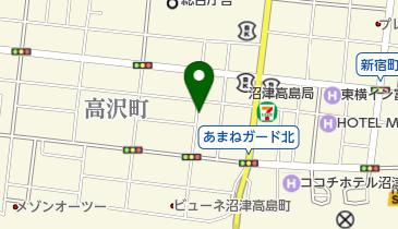 リパークワイド沼津高島町の地図画像