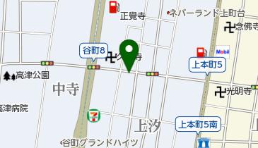 リパーク上汐2丁目第2の地図画像