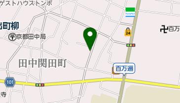 リパーク百万遍の地図画像