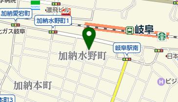 リパークJR岐阜駅前第3の地図画像