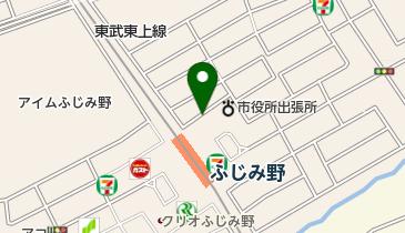 リパークふじみ野駅前の地図画像