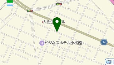 リパーク土浦桜町第5の地図画像