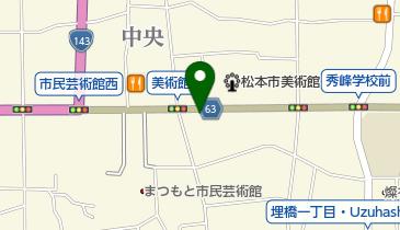 リパーク松本埋橋1丁目の地図画像