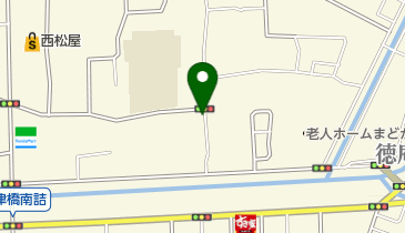 リパーク諸口1丁目の地図画像