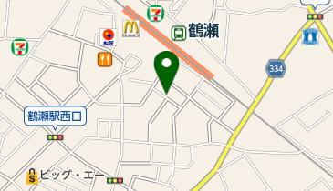 リパーク鶴瀬駅前第2の地図画像