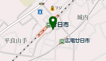 リパーク廿日市駅前の地図画像
