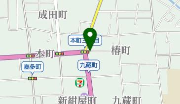 リパーク高崎本町の地図画像