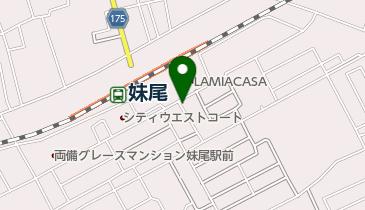 リパーク岡山妹尾駅南口の地図画像